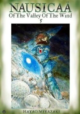 Nausicaa of the Valley of the Wind, Volume 5