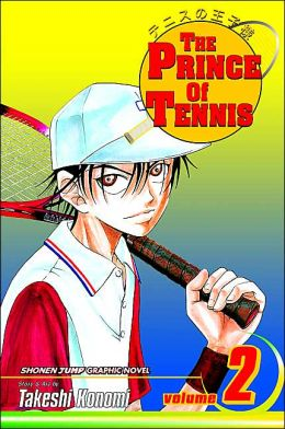 The Prince of Tennis, Volume 2