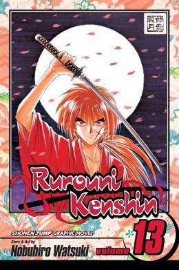 Rurouni Kenshin, Volume 13