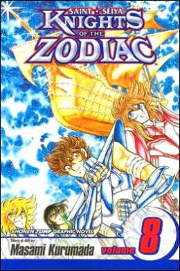 Knights of the Zodiac (Saint Seiya), Volume 8