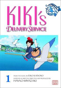 Kiki's Delivery Service Film Comics, Volume 1