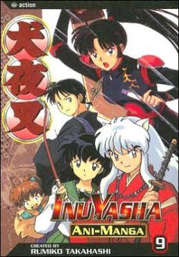 Inuyasha Ani-Manga, Volume 9