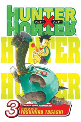 Hunter x Hunter, Volume 3