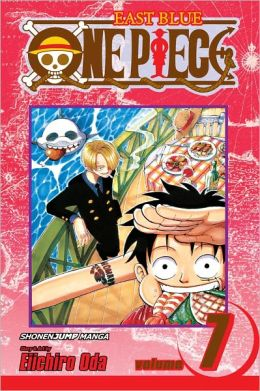 One Piece, Volume 7: The Crap-Geezer