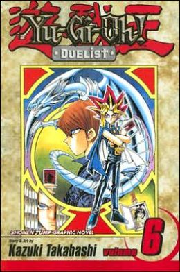 Yu-Gi-Oh!: Duelist, Volume 6