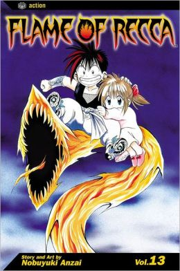 Flame of Recca, Volume 13
