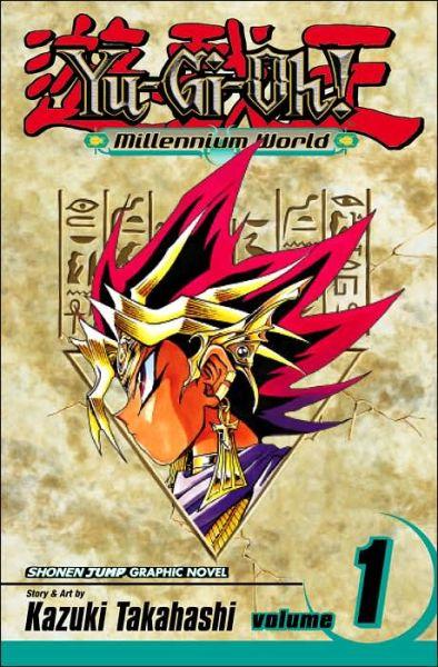 Yu-Gi-Oh!: Millennium World, Volume 1