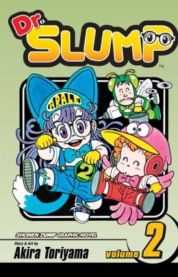 Dr. Slump, Volume 2