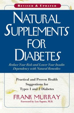 Natural Suppllements For Diabetes
