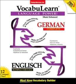 VocabuLearn German Complete