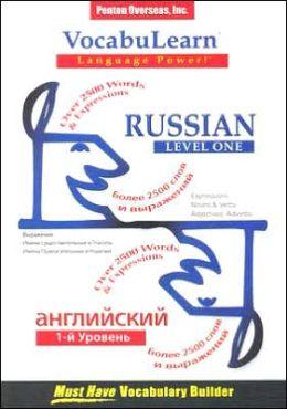 Vocabulearn Russian Level