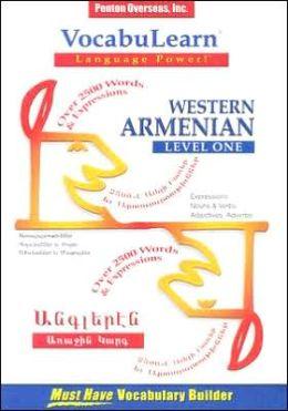 Vocabulearn Armenian Level 1
