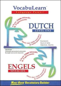 Vocabulearn Dutch Level 1 [With Listening Guide]