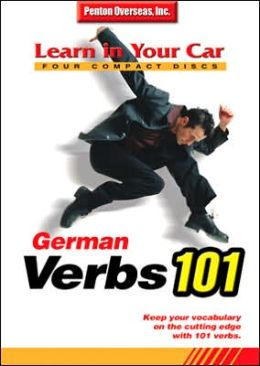 Learn In Your Car: German Verbs 101