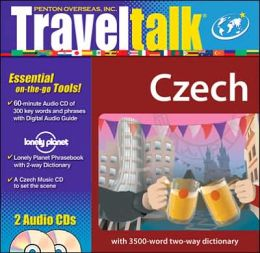 Traveltalk Czech: New Traveler's Survival Kit