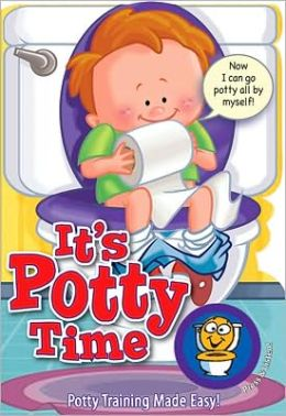 It's Potty Time for Boys: Potty Training Made Easy! [With Potty Time Chart]