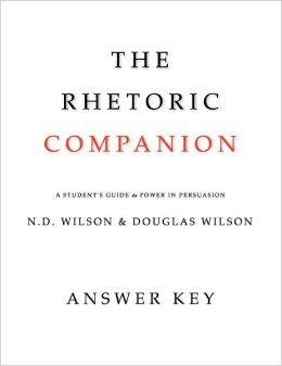 The Rhetoric Companion Answer Key