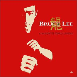 2005 Bruce Lee Wall Calendar