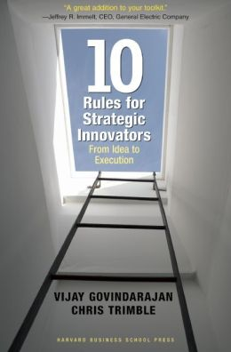 Ten Rules for Strategic Innovators: From Idea to Execution