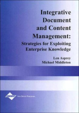 Integrative Document And Content Management