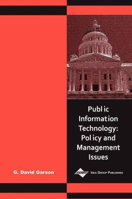 Public Information Technology