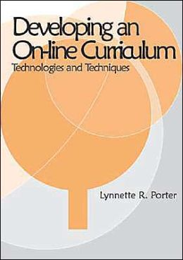 Developing An Online Educational Curriculum