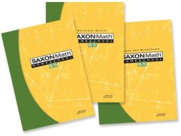 Saxon Math 6/5 Homeschool: Complete Kit 3rd Edition