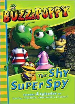 The Shy Super Spy: Volume 1