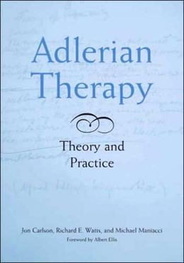Adlerian Therapy: Theory and Practice