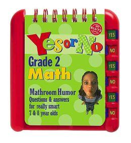 Yes or No Grade 2 Math Mathroom Humor