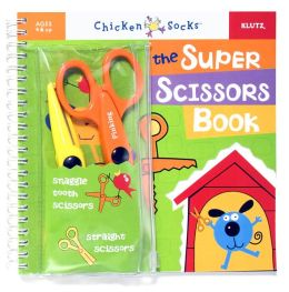 Klutz: The Super Scissors Book