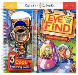 Eye Find: A Picture Puzzle Book with 3 Cool Tools