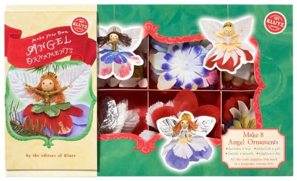 DIY Angel Ornament Kit & Book
