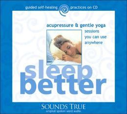 Sleep Better: Acupressure & Gentle Yoga Sessions