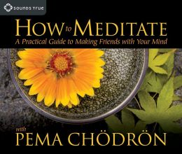 How to Meditate with Pema Chodron: A Practical Guide to Making Friends with Your Mind