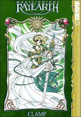 Magic Knight Rayearth Vol.3