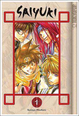 Saiyuki, Volume 1