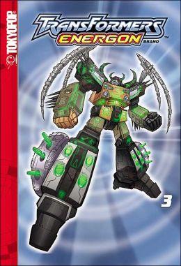 Transformers: Energon, Volume 3