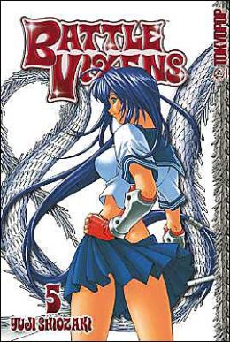 Battle Vixens, Volume 5