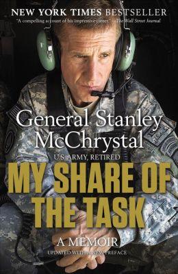 My Share of the Task: A Memoir