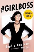 Book Cover Image. Title: #GIRLBOSS (Signed Book), Author: Sophia Amoruso