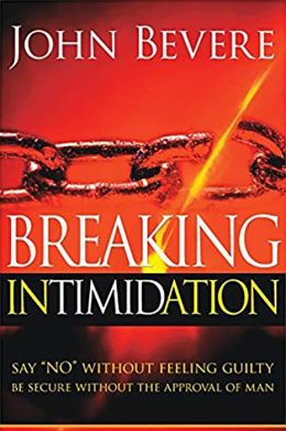 Breaking Intimidation: Say
