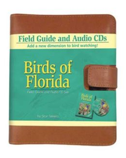 Birds of Florida Field Guide with Audio CD