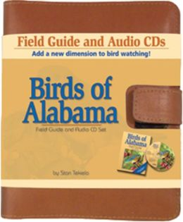 Birds of Alabama: Field Guide and Audio CD Set