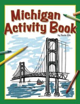 Michigan Activity Book