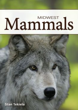 Mammals of the Midwest Playing Cards