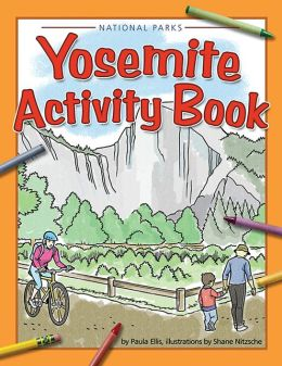 Yosemite Activity Book