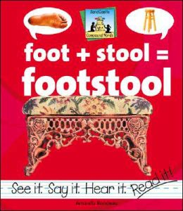 Foot + Stool = Footstool