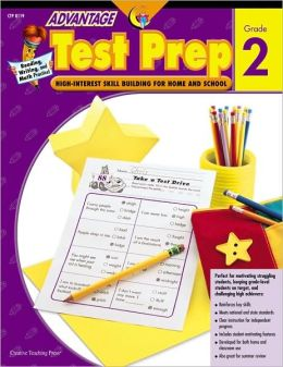 Advantage Test Prep Grade 2