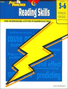 Reading Skills: Grades 5-6(Power Practice Series)